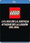 La Liga De La Justicia : Ataque De La Legión Del Mal (Blu-Ray)