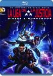 La Liga De La Justicia : Dioses Y Monstruos (Blu-Ray)