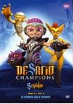 Desafío Champions : Sendokai - 2ª Temporada - Vol. 3