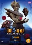Desafío Champions : Sendokai - 2ª Temporada - Vol. 3 Y 4