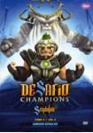 Desafío Champions : Sendokai - 2ª Temporada - Vol. 4