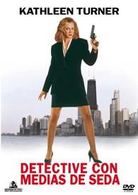 Detective Con Medias De Seda