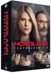 Pack Homeland - 1ª A 4ª Temporada
