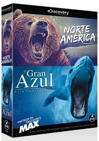 Pack Discovery Channel : Norte América Y El Gran Azul