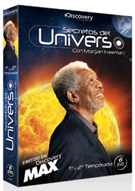 Pack Discovery Channel : Secretos Del Universo - 1ª Y 2ª Temporada