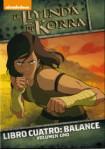 La Leyenda De Korra - Libro 4 : Balance - Vol. 1