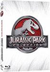 Jurassic Park - Cuatrilogía (Blu-Ray)