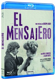 El Mensajero (1970) (Blu-Ray)