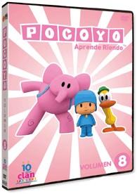 Pocoyo - Aprende Riendo - Vol. 8