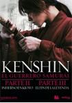 Kenshin, El Guerrero Samurai - Partes II Y III