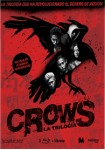 Crows : La Trilogía (Blu-Ray)