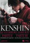 Kenshin, El Guerrero Samurai - Partes II Y III (Blu-Ray)