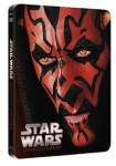 Star Wars I : La Amenaza Fantasma (Blu-Ray) (Ed. Metálica)