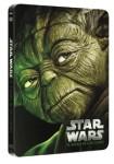 Star Wars Ii : El Ataque De Los Clones (Blu-Ray) (Ed. Metálica)