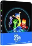 Del Revés (Blu-Ray) (Ed. Metálica)