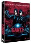 Gantz 1 + Gantz 2 (Blu-Ray)
