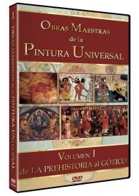 Obras Maestras De La Pintura Universal - Vol. 1 de La Prehistoria al Gótico