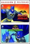 Pack Batman Unlimited (Instinto Animal + Monstermania)