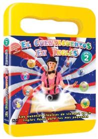 El Cuentacuentos En Inglés - Vol. 2