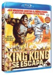 King Kong Se Escapa (Blu-Ray)