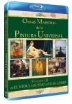 Obras Maestras De La Pintura Universal - Vol. 3 de El Neoclasicismo al Simbolismo (Blu-Ray)