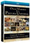 Pack Obras Maestras De La Pintura Universal (Blu-Ray)