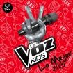 Lo Mejor De La Voz Kids: 2015 CD+DVD