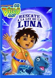 Go Diego Go : Rescate A La Luz De La Luna