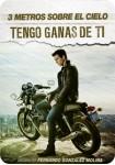 3 Metros Sobre El Cielo + Tengo Ganas De Tí (Blu-Ray)