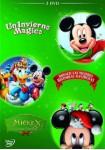 Donald Las Mejores Historias Navideñas + Mickey La Mejor Navidad + Un Invierno Mágico
