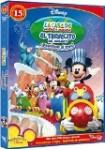 La Casa de Mickey Mouse: El trenecito de Mickey