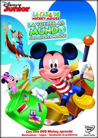 La Casa De Mickey Mouse : La Vuelta Al Mundo Con Mickey Mouse