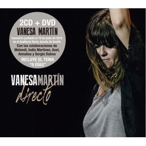 Directo: Vanesa Martin (2 CD)