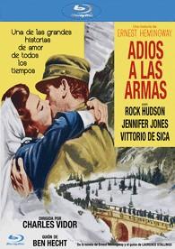 Adiós A Las Armas (1957) (Blu-Ray)