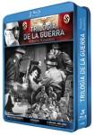 Rosellini : Trilogía De La Guerra (Blu-Ray) (Ed. Metálica)