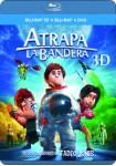 Atrapa La Bandera (Blu-Ray 3d + Blu-Ray + DVD)