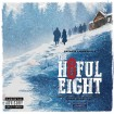 Quentin Tarantino's The Hateful Eight CD