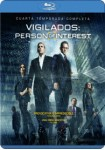 Vigilados : Person Of Interest - 4ª Temporada (Blu-Ray)