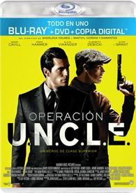 Operación U.N.C.L.E. (Blu-Ray + Dvd + Copia Digital)