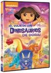 Dora La Exploradora : El Viaje De Los Dinosaurios De Dora!