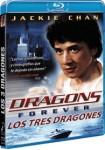 Los Tres Dragones (Blu-Ray)