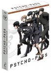 Psycho Pass - 1ª Temporada - 2ª Parte (Blu-Ray + Dvd + Libro)