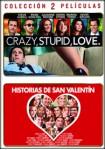 Crazy Stupid Love + Historias De San Valentin