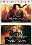 El Último Mohicano + Robin Hood