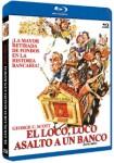 El Loco, Loco Asalto A Un Banco (Resen) (Blu-Ray)