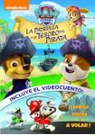 Paw Patrol : La Patrulla Y El Tesoro Del Pirata