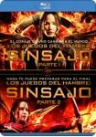 Los Juegos Del Hambre : Sinsajo - 1ª Y 2ª Temporada (Blu-Ray)