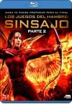 Los Juegos Del Hambre : Sinsajo - 2ª Parte (Blu-Ray)
