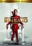 Los Juegos Del Hambre : Sinsajo - 2ª Parte (Blu-Ray) (Ed. Especial)