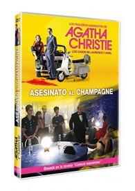 Los Pequeños Asesinatos De Agatha Christie : Asesinato Al Champagne